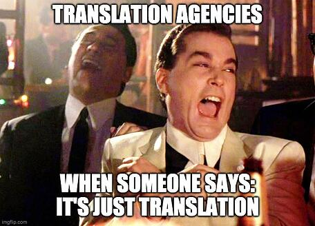 It's not just translation meme
