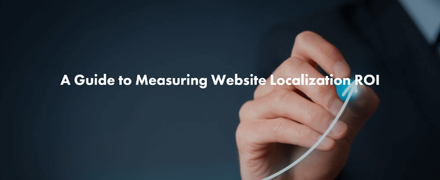 measuring website localization roi