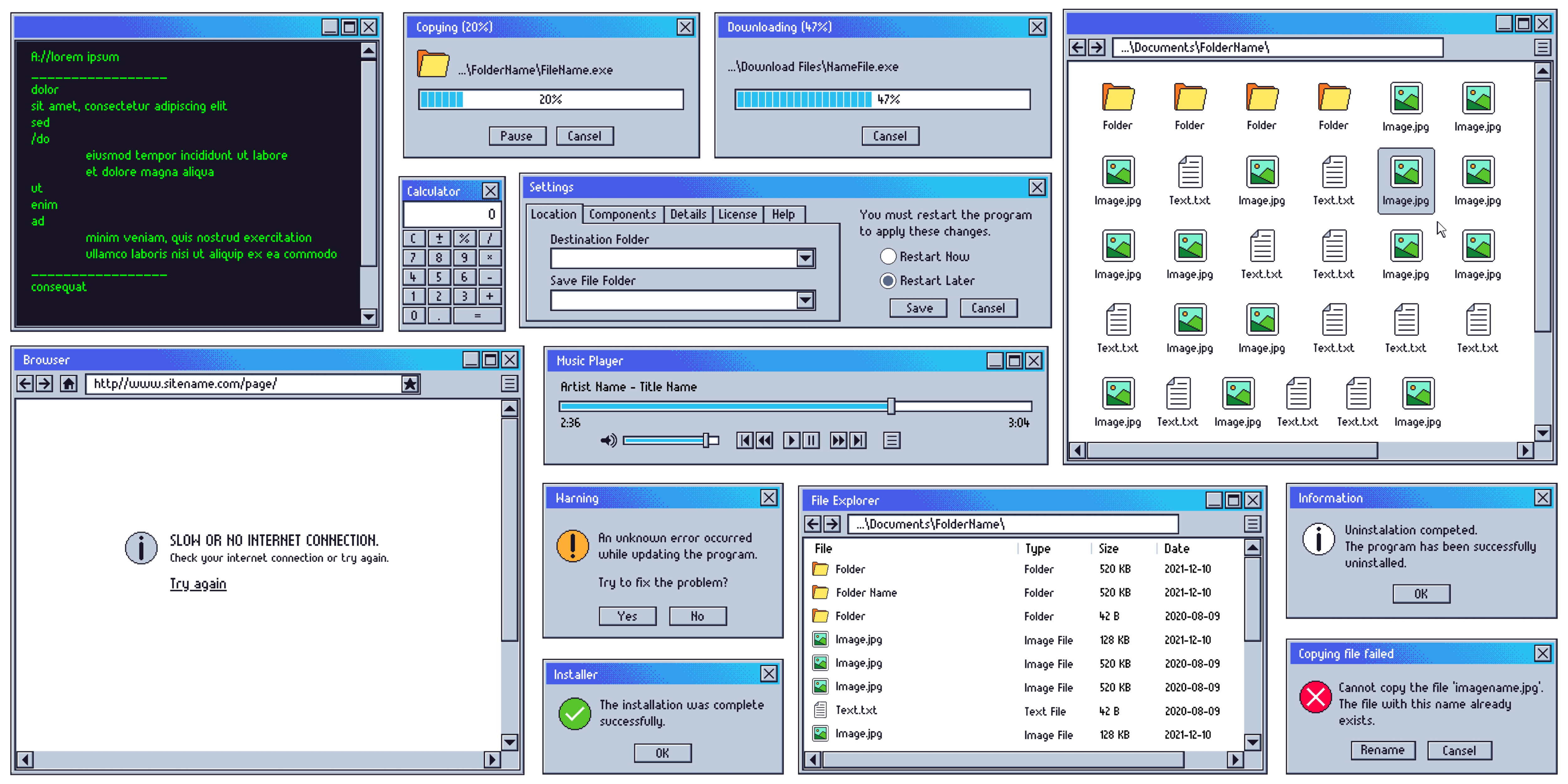 Software localization process