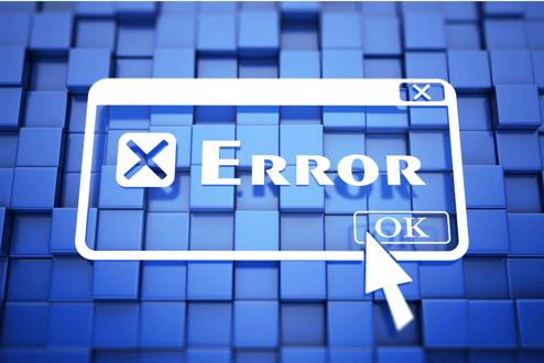 multilingual website errors