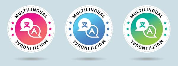 translation quality badges