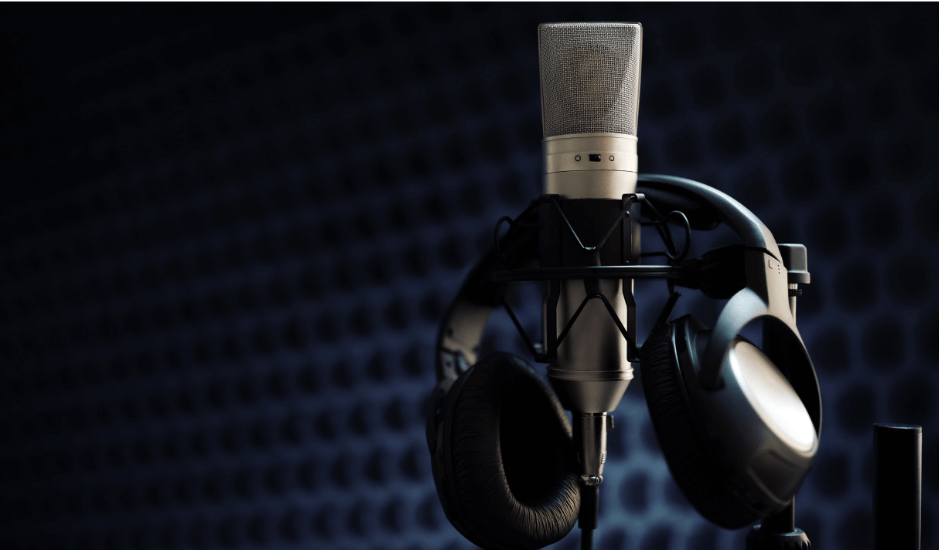voice over concept